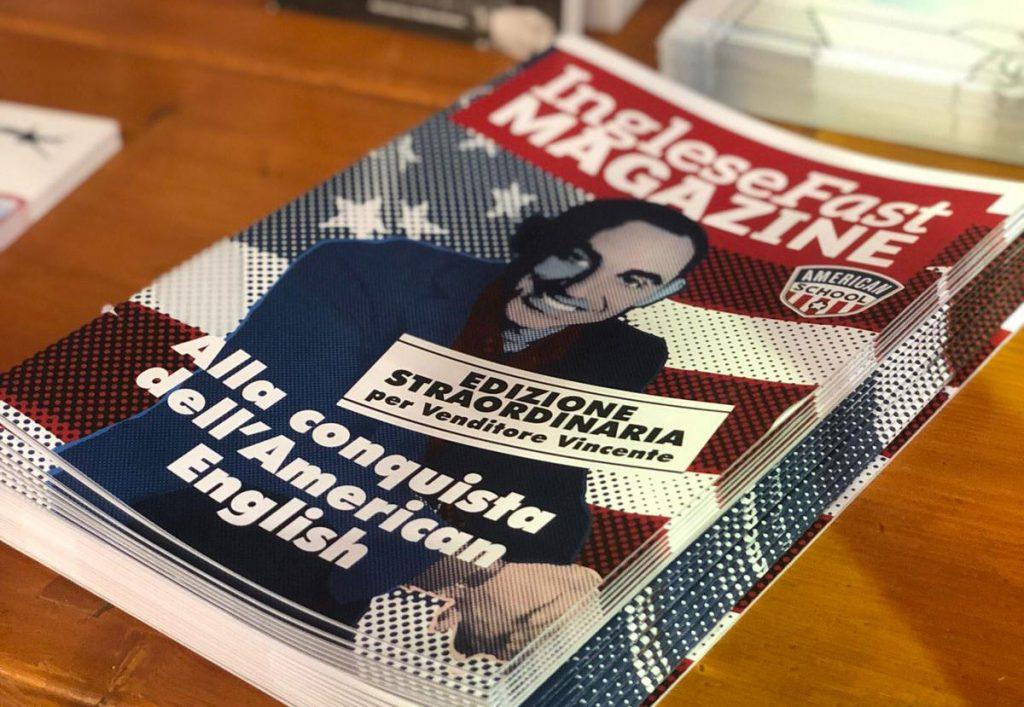 Rivista IngleseFast Magazine