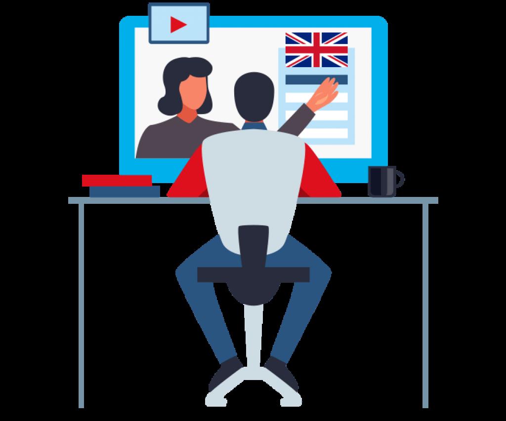 Lezioni con pseudo-insegnanti online