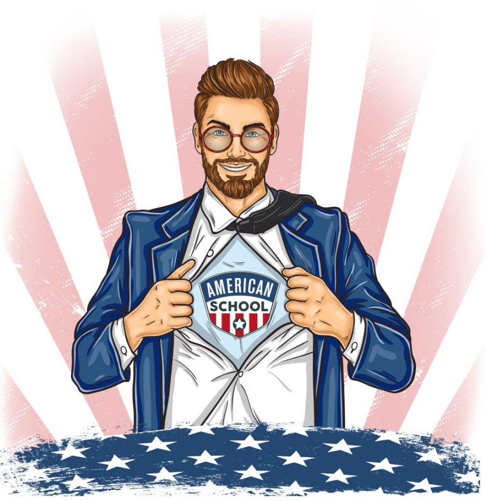 super American School IngleseFast