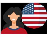 icona Impara l'Inglese Americano