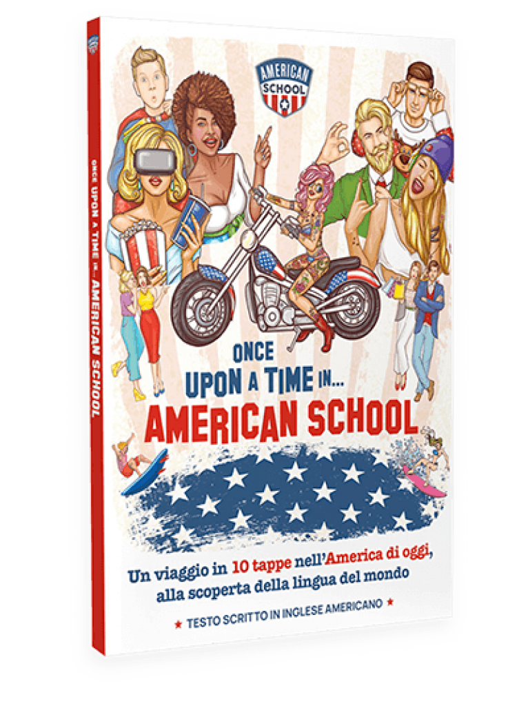 book Once Upon a time in American School