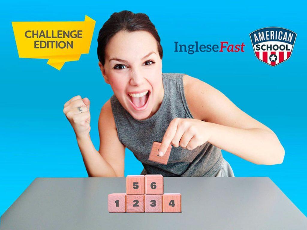 Lara IngleseFast Challenge Edition